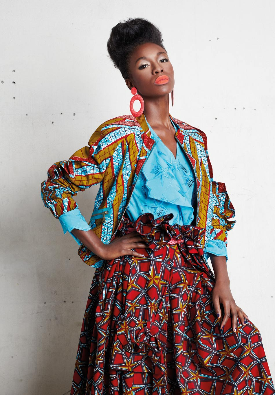 The Funky Grooves Collection By Vlisco « Fashion Trend Alerts