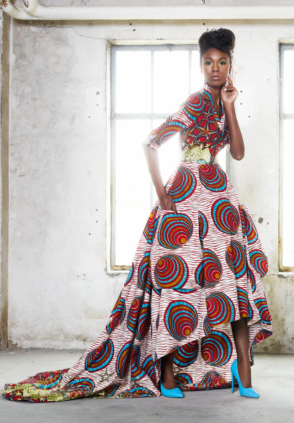 The Fashion Film: The Funky Grooves Collection By Vlisco « Fashion Trend Alerts