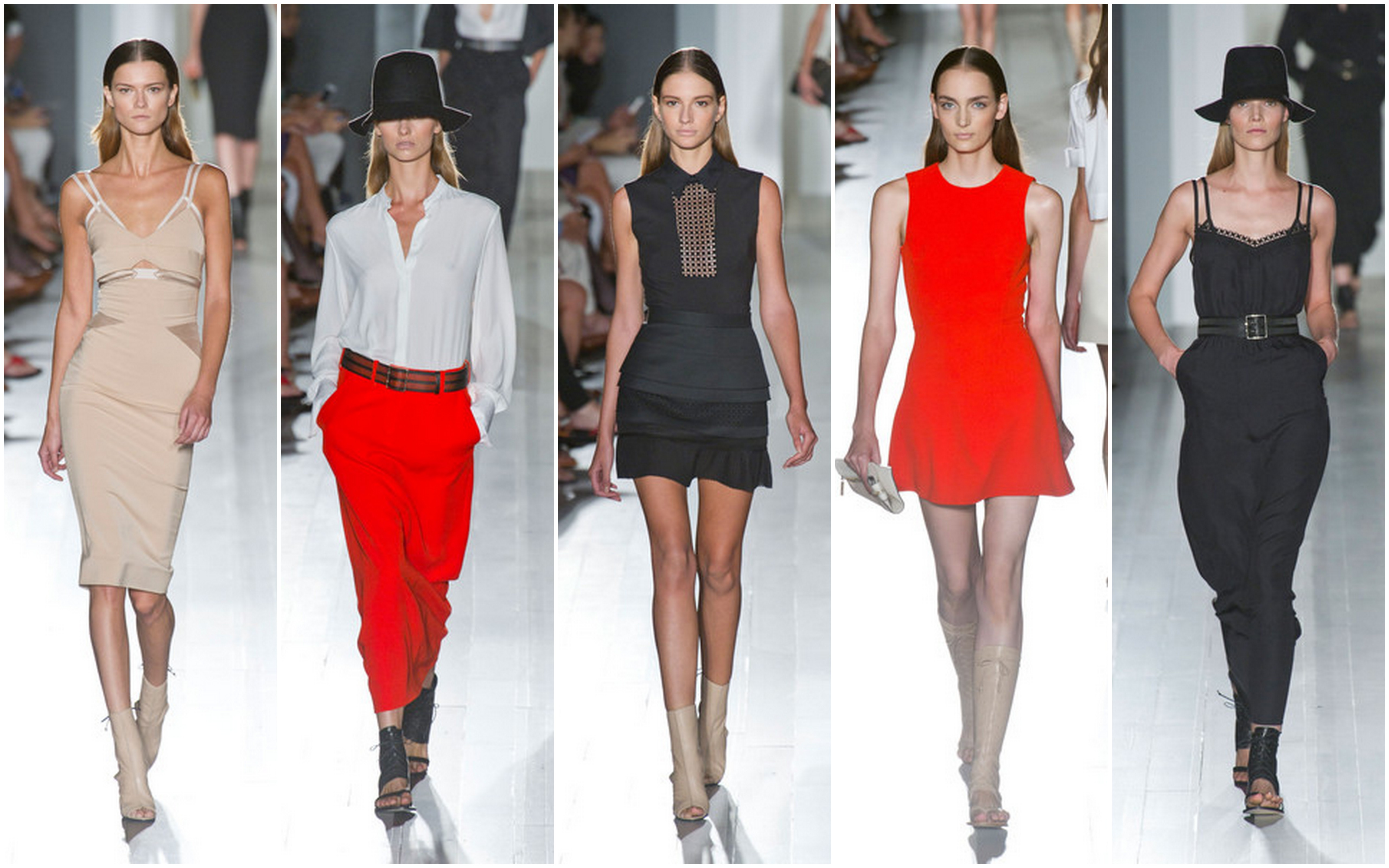 Victoria Beckham Spring 2013 Fashion Show Fashion Trend Alerts